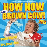 How Now Mrs Brown Cow tour dates and tickets