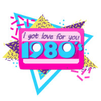 I Got Love For You 1980s Tickets
