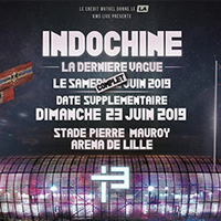 Indochine tour dates and tickets