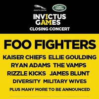 Invictus Games Closing Concert tour dates and tickets