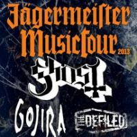 Jagermeister Music Tour Tickets