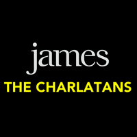 James and The Charlatans tour dates and tickets