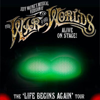 Jeff Waynes War Of The Worlds Tickets
