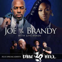 Joe and Brandy tickets