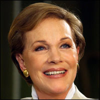Dame Julie Elizabeth Andrews - better known simply as Julie Andrews - is an English singer, actress, writer, dancer, director, and choreographer hailing ... - julie-andrews