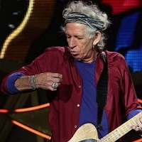 Keith Richards tour dates and tickets