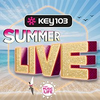 Key 103 Live tour dates and tickets