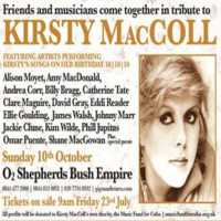 Kirsty MacColl tour dates and tickets