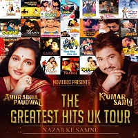 Kumar Sanu and Anuradha Paudwal tour dates and tickets