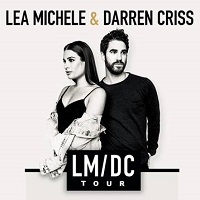 Lea Michele and Darren Criss Tickets