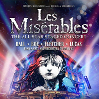Les Miserables The All Star Staged Concert tickets