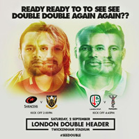 London Double Header Tickets
