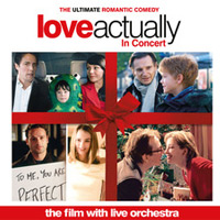 Love Actually In Concert tickets