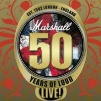 Marshall 50 Years Of Loud Live Tickets
