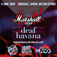 Marshall Live tickets