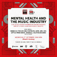Mental Health And The Music Industry Tickets