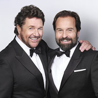 Michael Ball and Alfie Boe tour dates and tickets