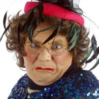 Mrs Brown Tickets