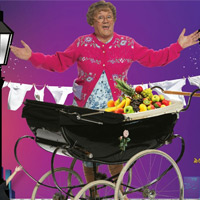 Mrs Browns Boys tickets