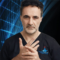 Noel Fitzpatrick is the Supervet Tickets