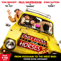 Only Fools and Horses tickets