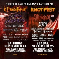 Ozzfest Meets Knotfest Tickets