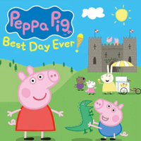 Peppa Pig Best Day Ever tickets