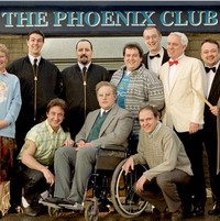 Peter Kay Phoenix Nights Live Tickets