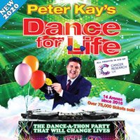 Peter Kays Dance For Life tickets