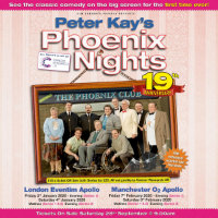 Phoenix Nights tickets