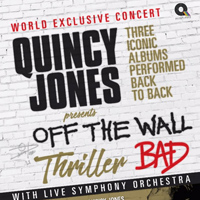 Quincy Jones tour dates and tickets