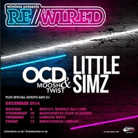 Rewired tour dates and tickets