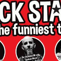 Rockstars Say The Funniest Things Tickets