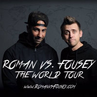Roman Vs Fousey Tickets