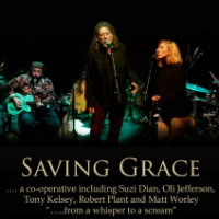 Saving Grace Tickets