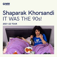 Shappi Khorsandi Tickets