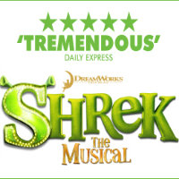 Shrek The Musical tour dates and tickets