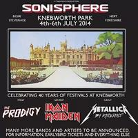 Sonisphere tour dates and tickets