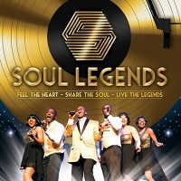 Soul Legends Tickets