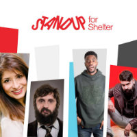 Stand Up For Shelter Tickets