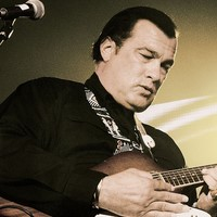 Steven Seagal Blues Band tour dates and tickets