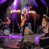 Stray Cats Tickets