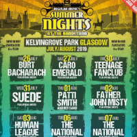 Summer Nights At The Bandstand tickets