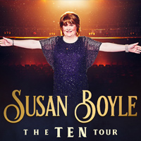 Susan Boyle tour dates and tickets