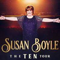 Susan Boyle Tickets