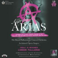The Anarchy Arias tickets