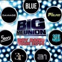 The Big Reunion Tickets