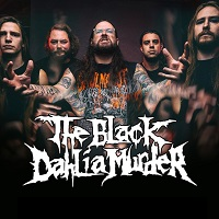 The Black Dahlia Murder tour dates and tickets