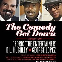 The Comedy Get Down tickets