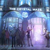 The Crystal Maze Tickets